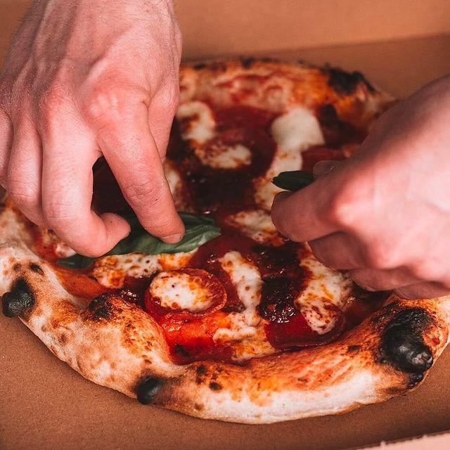 B'Reyt Dough – Neapolitan Pizza
